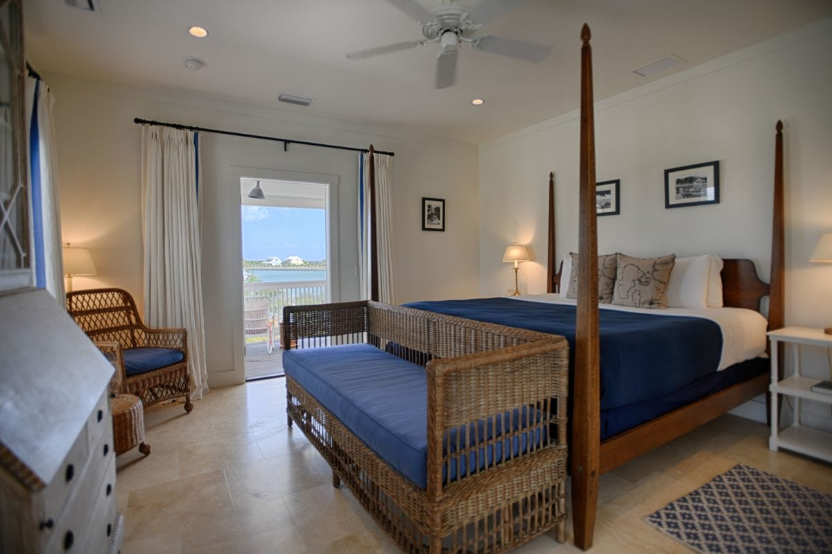 Master Suite at The Sandpiper Inn, Abaco, The Bahamas