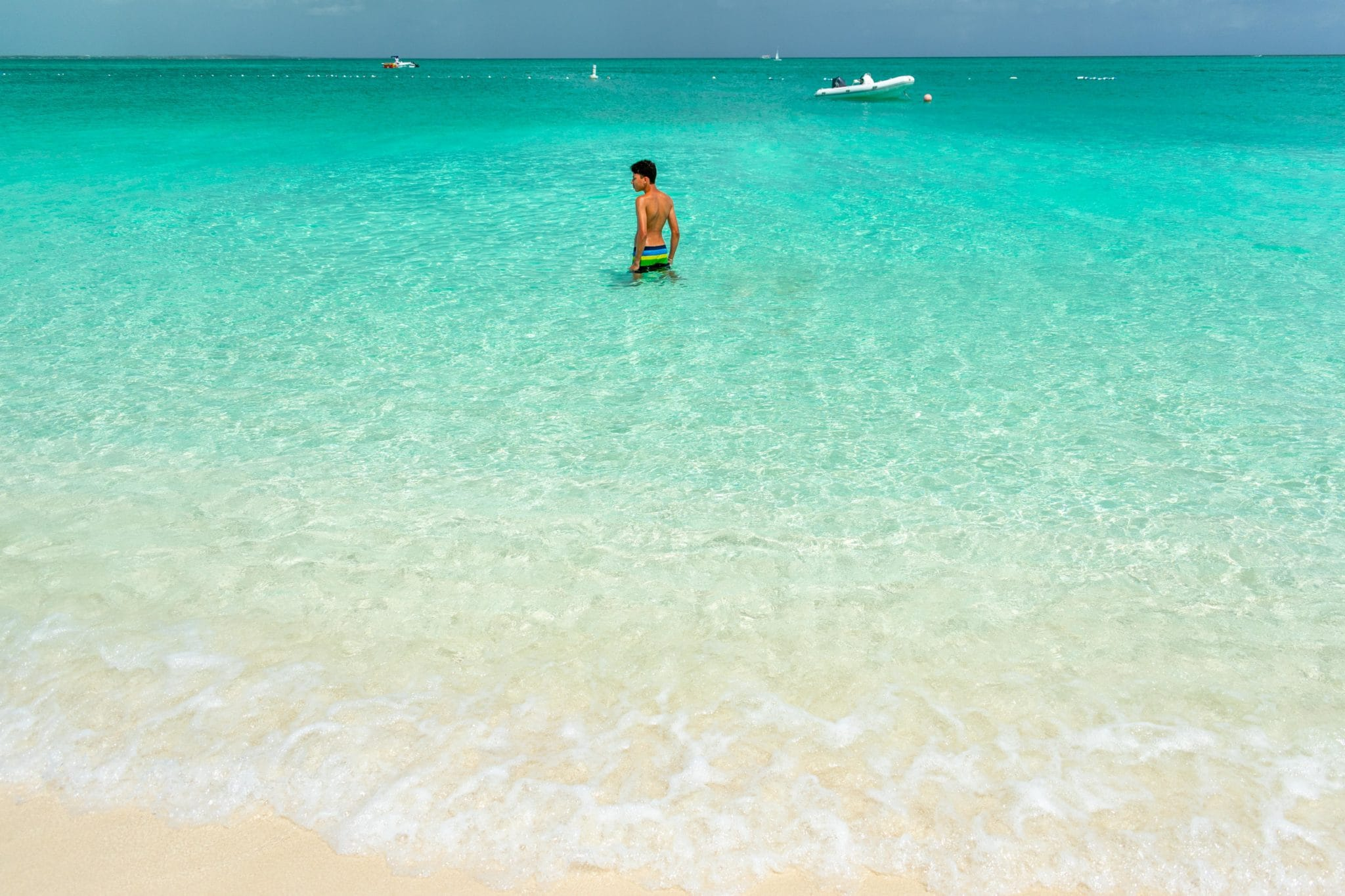 Teen-Approved Grace Bay Beach, Turks and Caicos