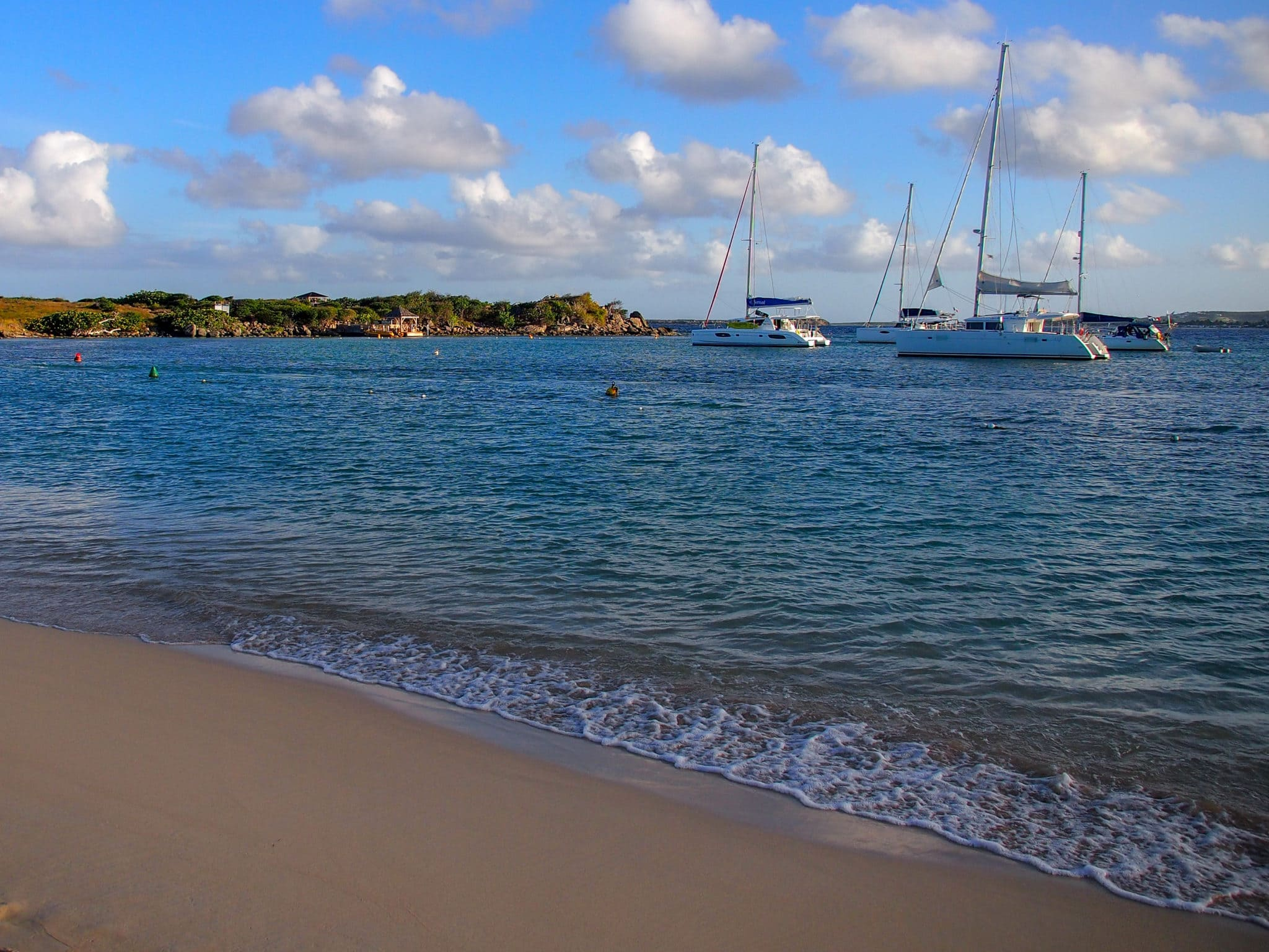 Pining For More Time At Pinel Island, St. Martin