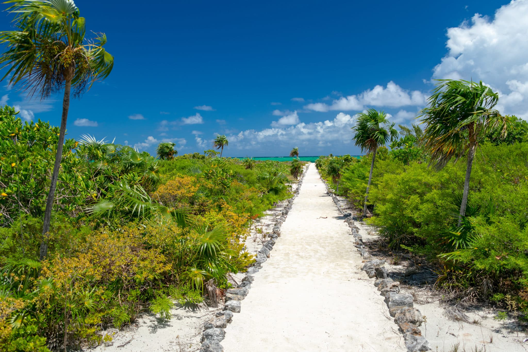 Paths to Paradise, North Caicos