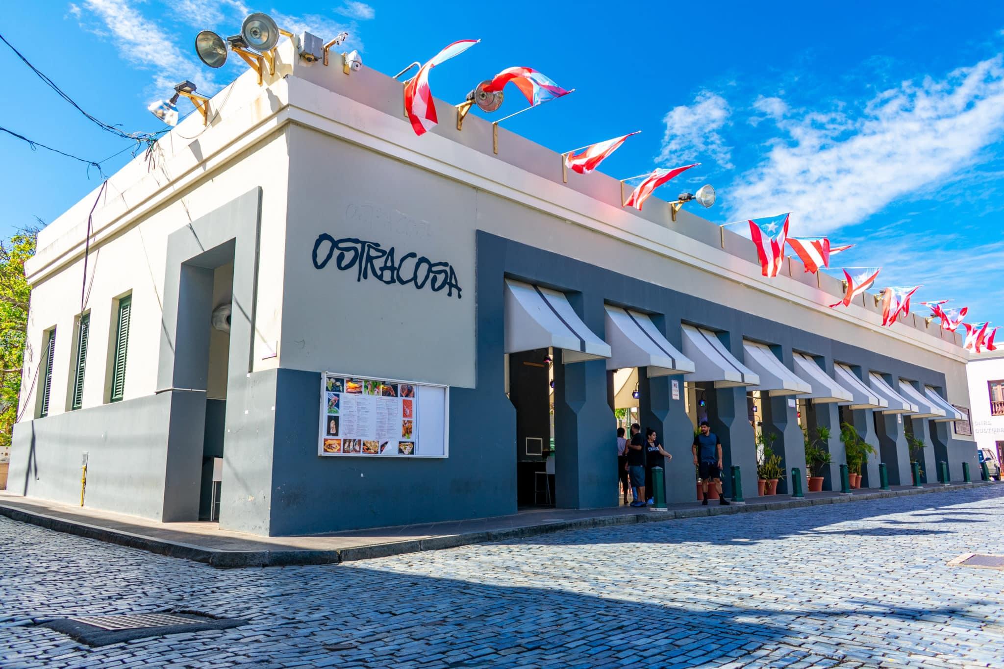 Ostra Cosa in Old San Juan: Taste of the Caribbean