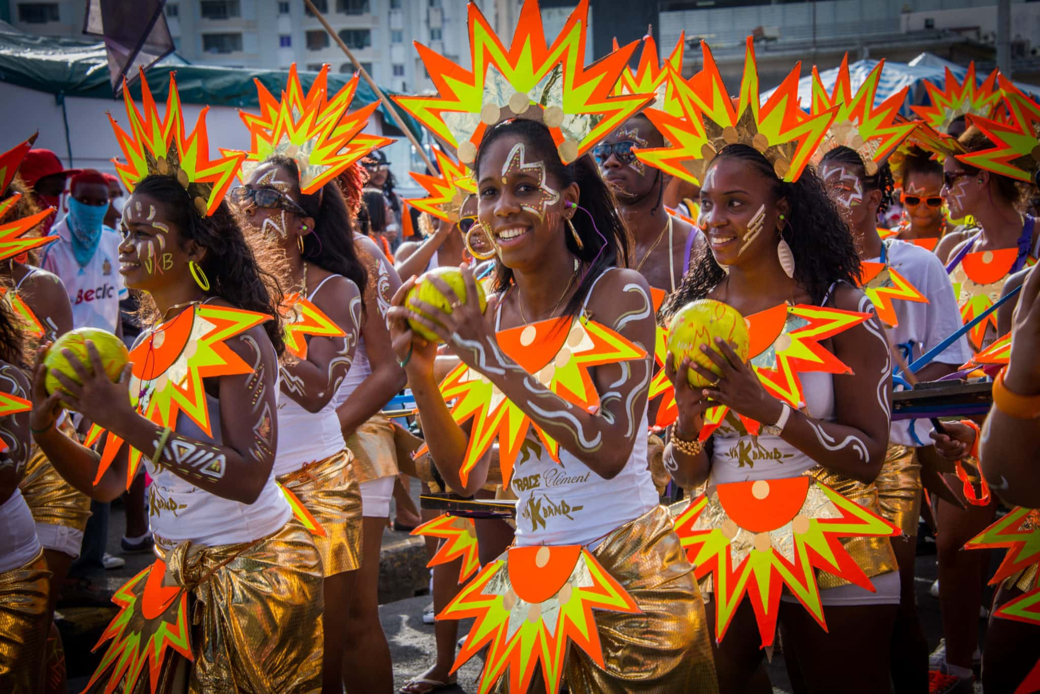 Up Next: Our First Taste of Martinique Carnival