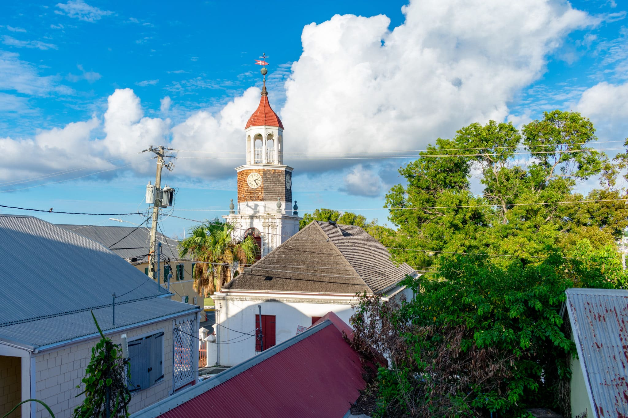 Company House, St. Croix: View With A Room
