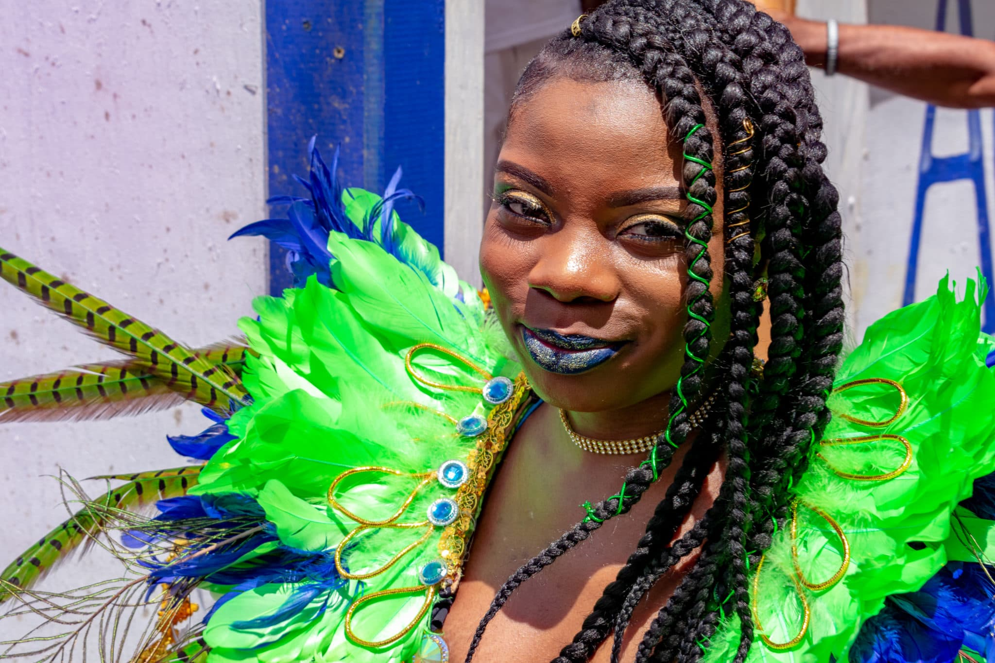 St. Croix St. Patrick's Day Parade – World's Sexiest