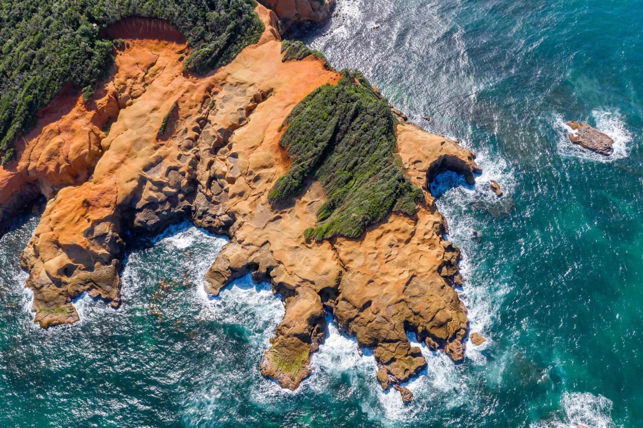 Red Rocks Dominica