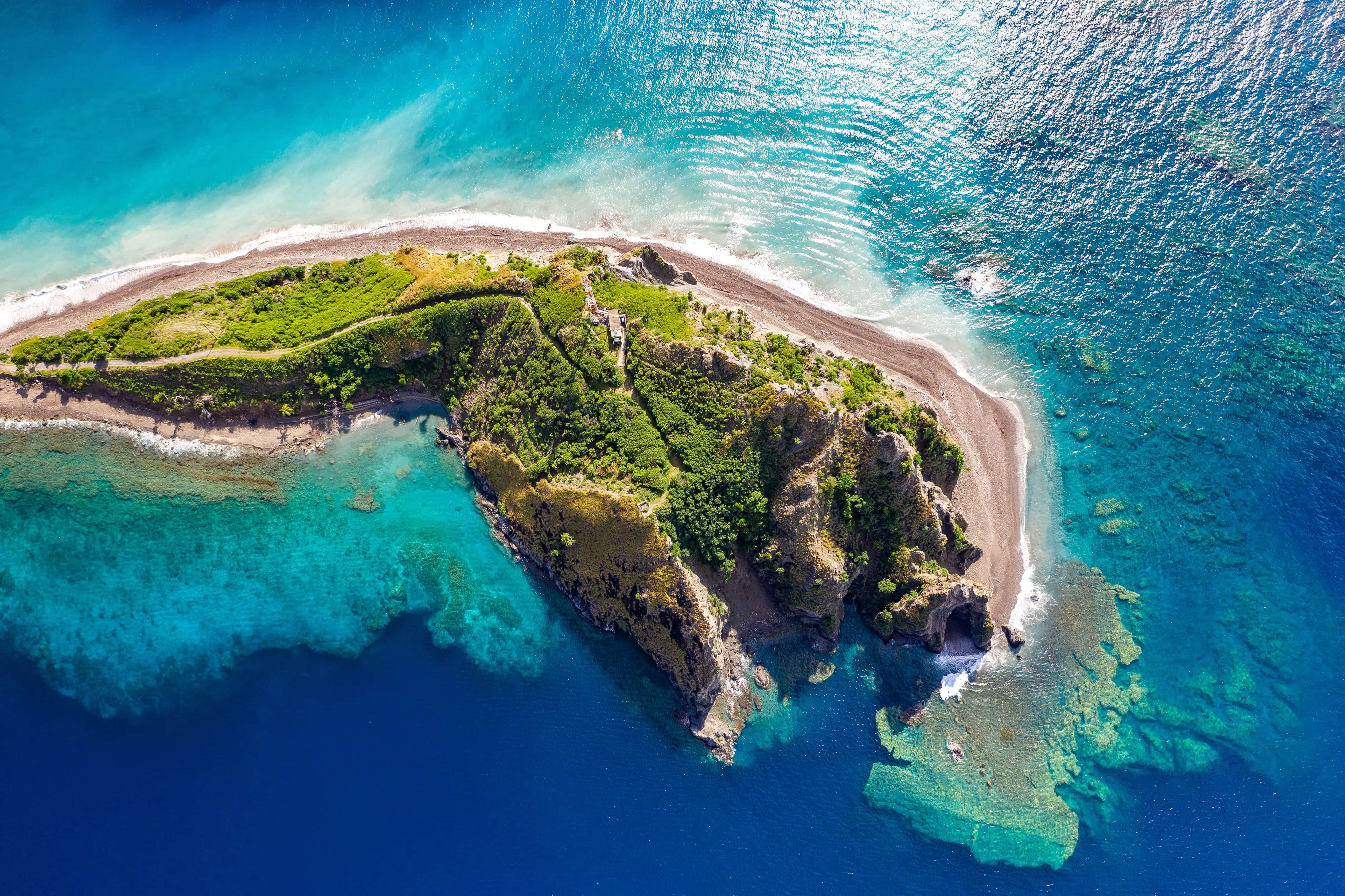 Scotts Head - Another One-of-a-Kind Feature of Dominica