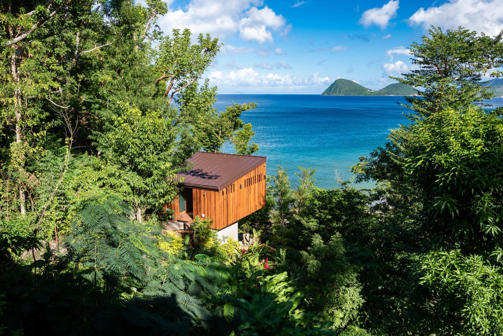 Gommier Spa, Secret Bay, Dominica