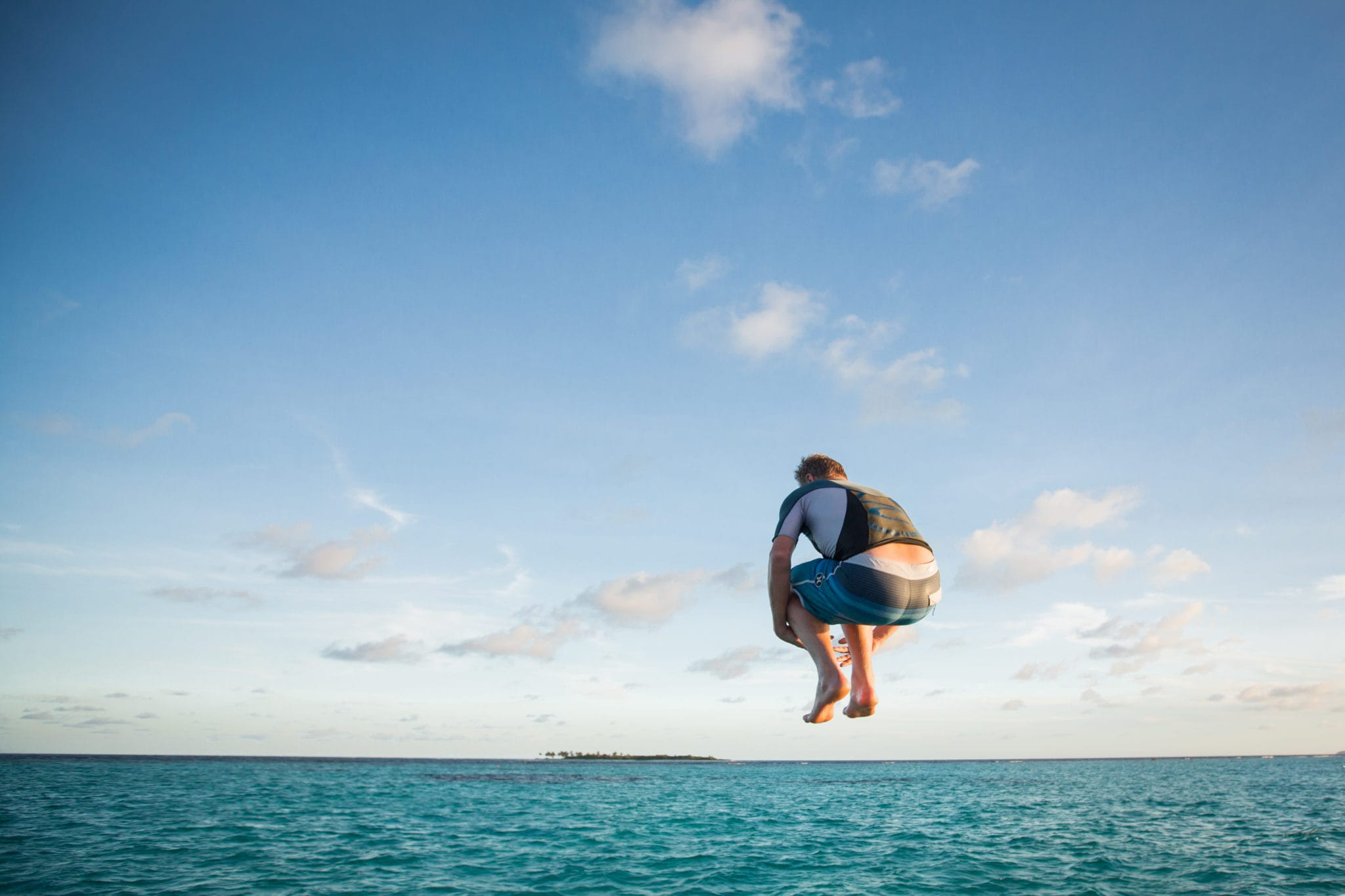 Free As You Wanna' Be In The Tobago Cays