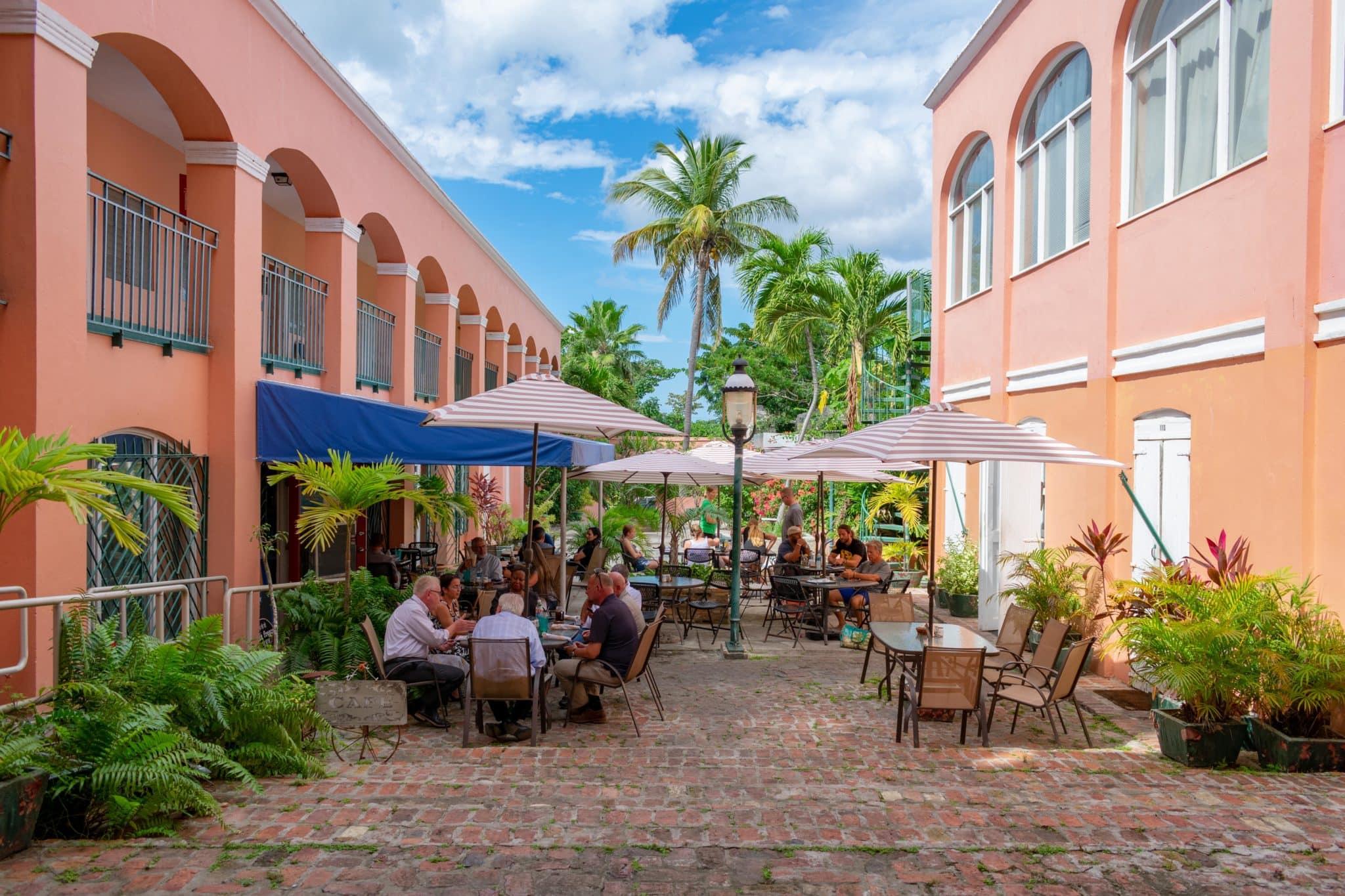 Fresh Is The Taste At Cafe Fresco St. Croix