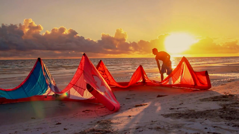Coming Around To Kitesurfing...