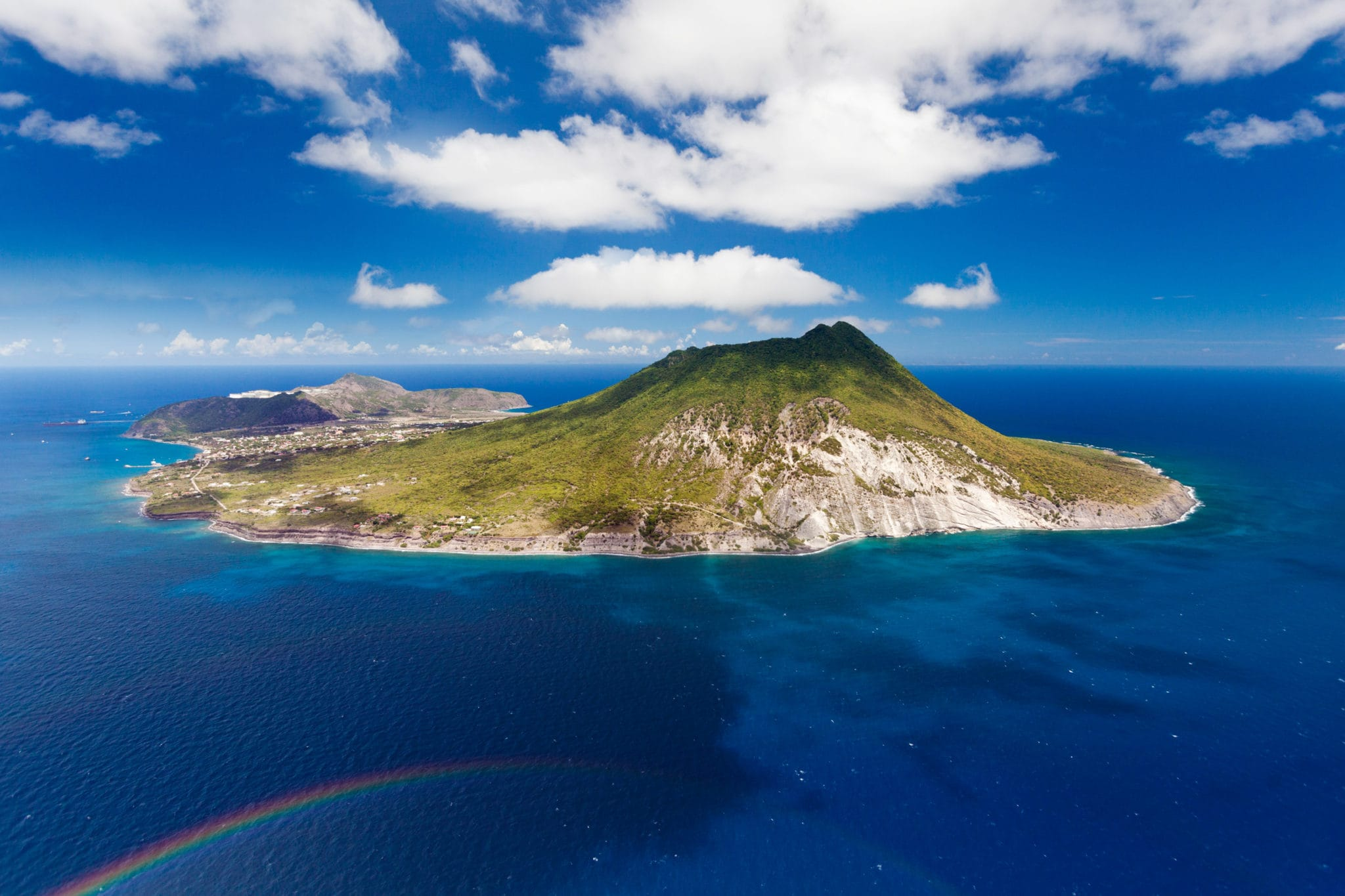 Swooning Over Statia From The Window Seat
