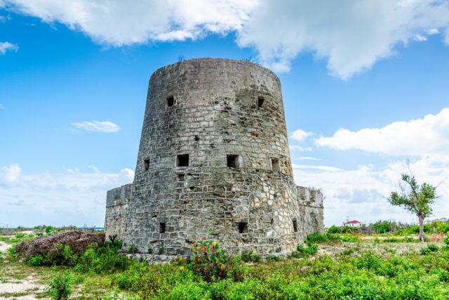 Uncommon Attraction: Barbuda's Martello...