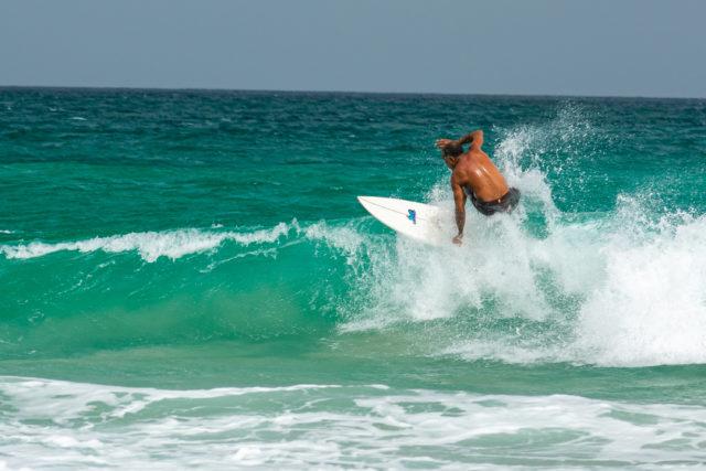 A Mid-Summer's Surfing Dream Along Grande Anse du Diamant,...