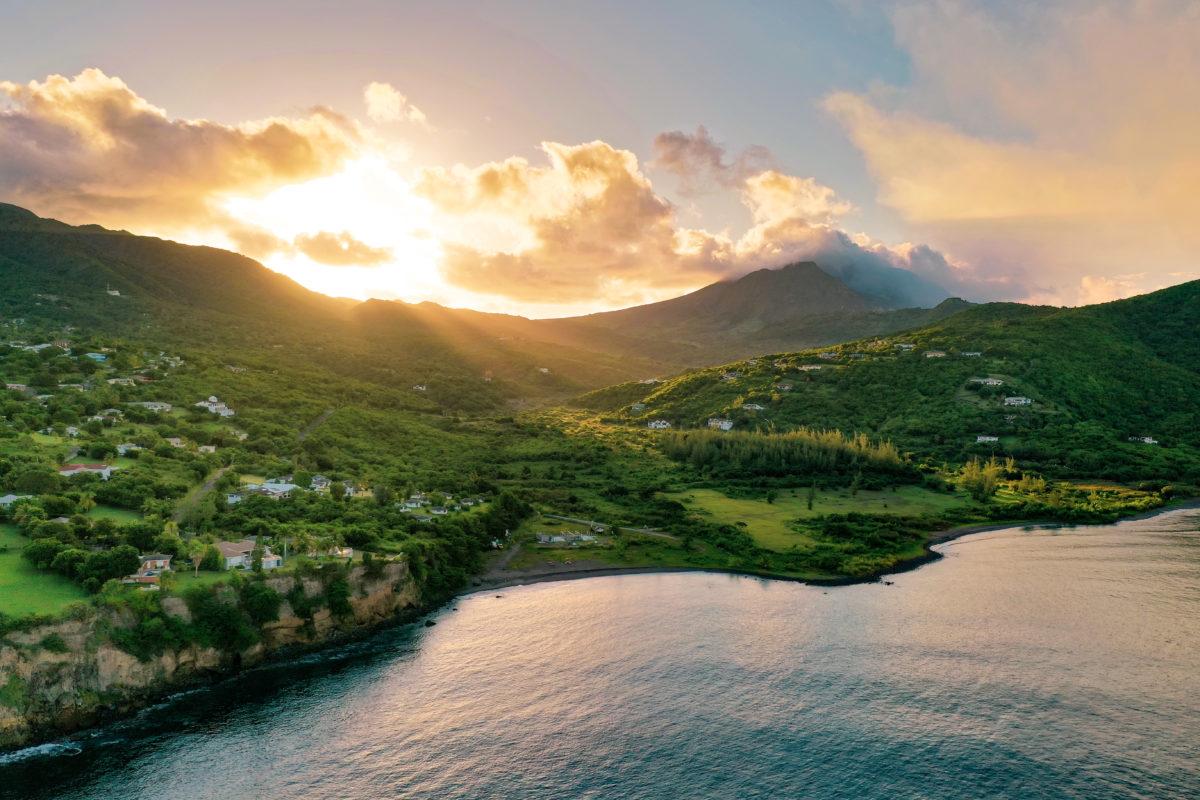 Montserrat mornings