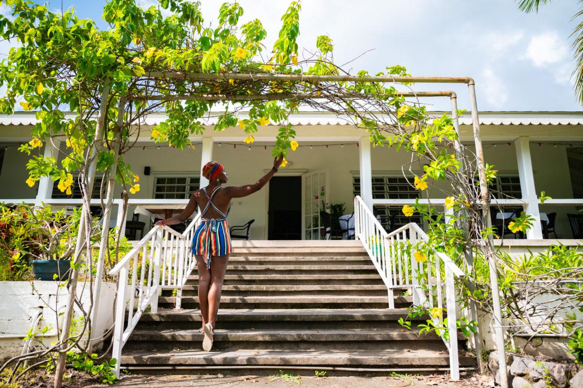 Olveston House Montserrat Island