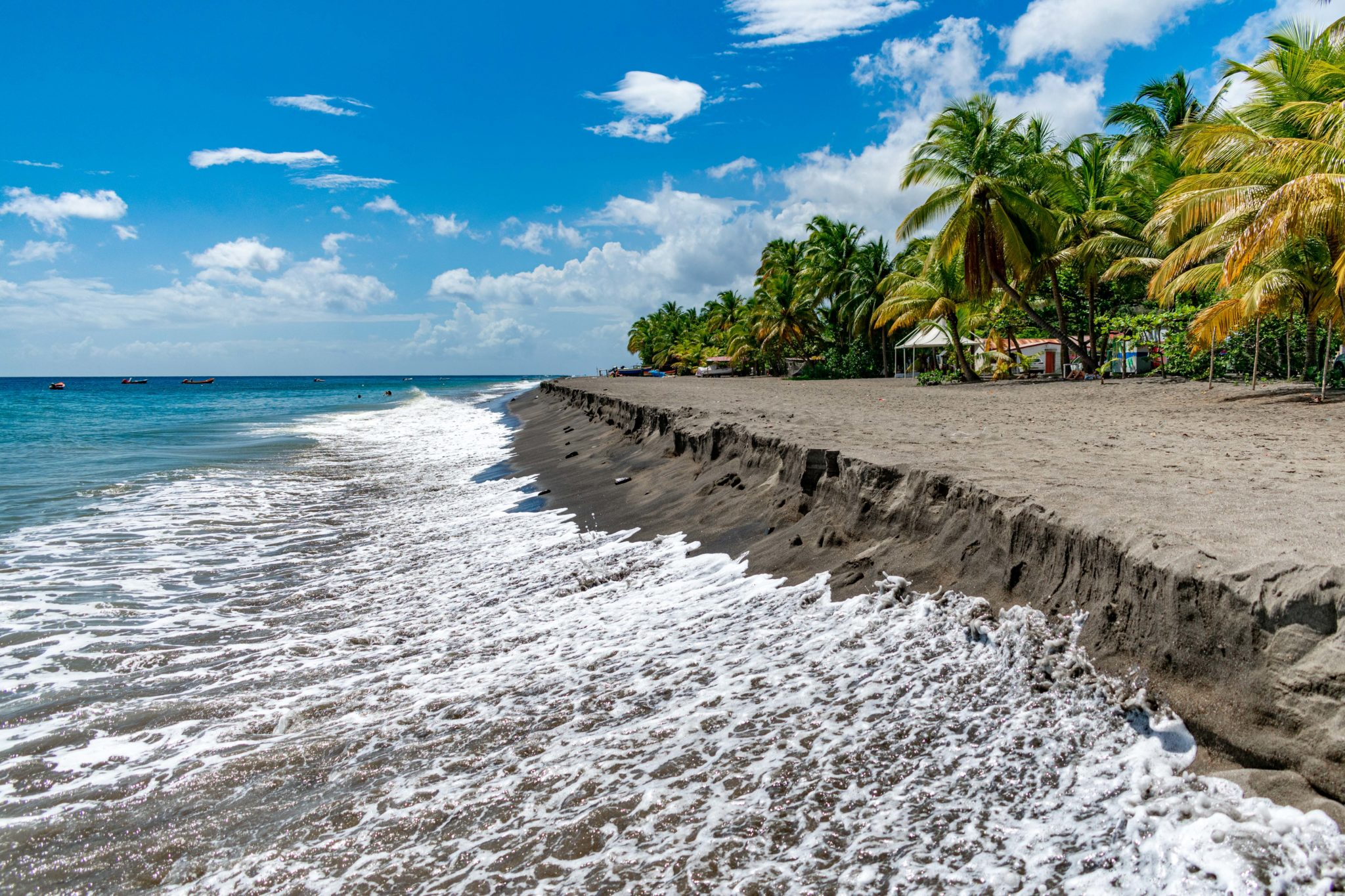 Plage du Coin, Martinique – Belle Black Sand and So Much More…