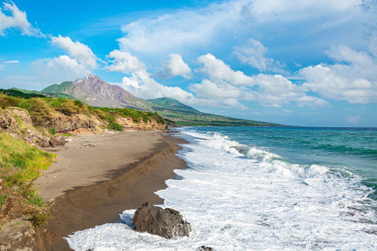 Barton Bay Beach, Montserrat