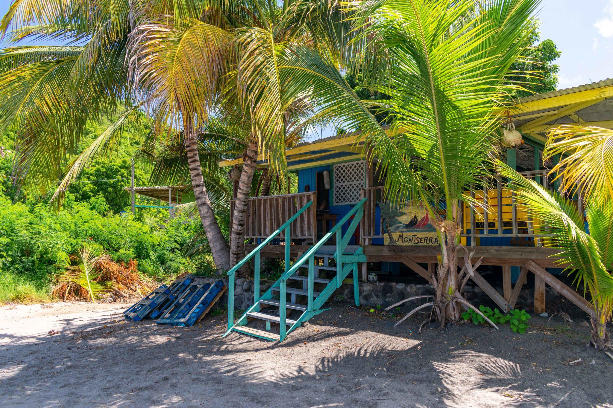Soca Cabana, Montserrat – Uncommon Beach Bar Envy