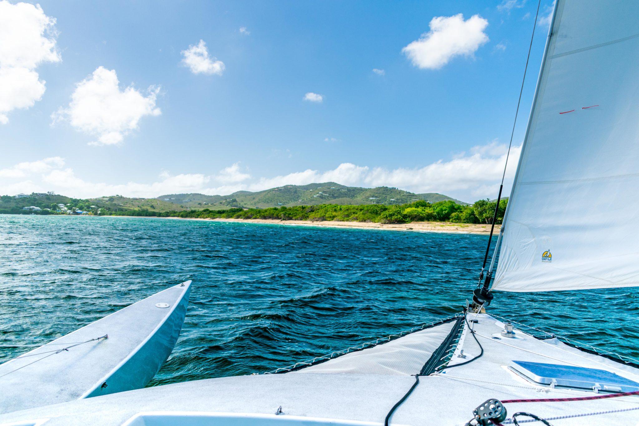 Pining for Prune Bay Breezy Beach Fun in St. Croix