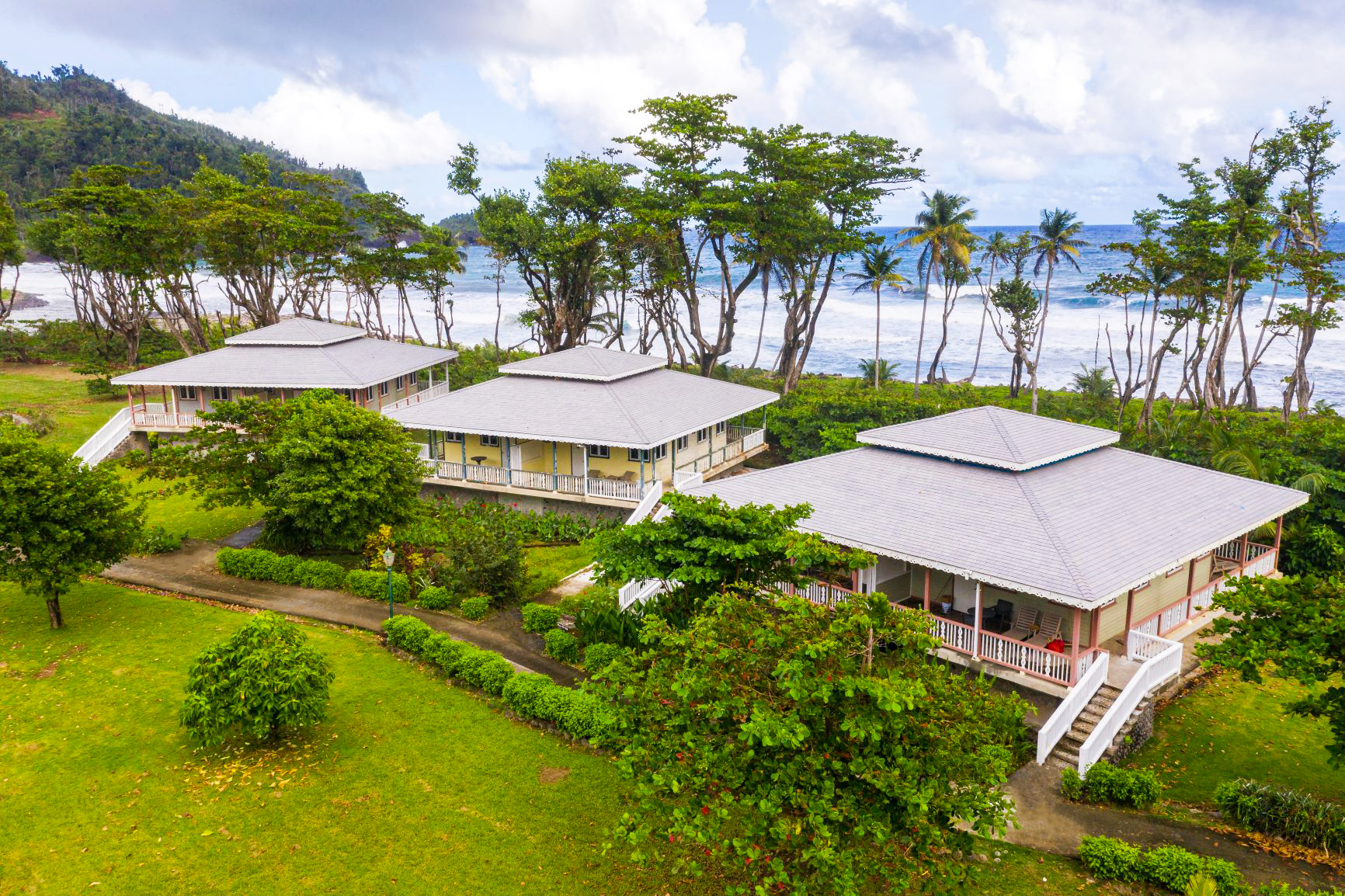Rosalie Bay Eco Resort and Spa Reopens in Dominica!