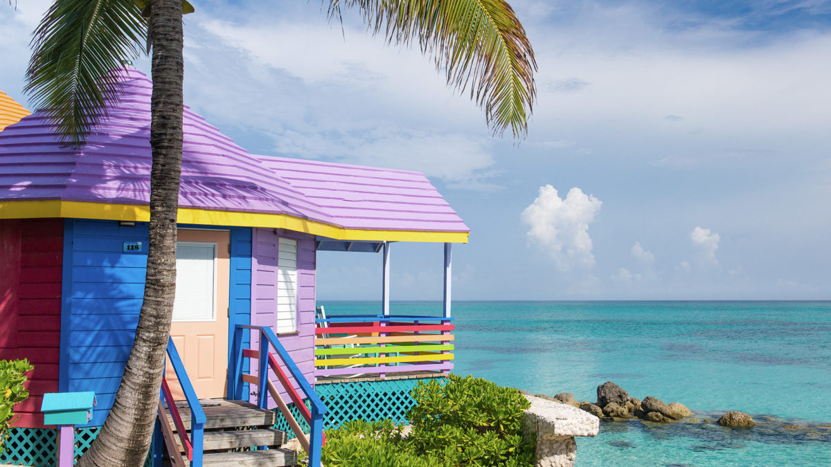 Compass Point The Bahamas Zoom Virtual Background