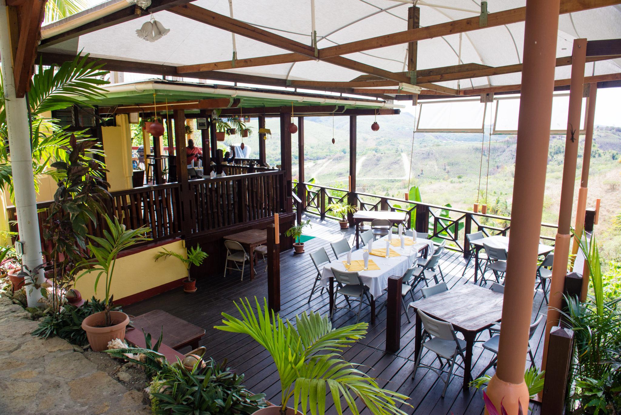 Buba's HideOut, Antigua