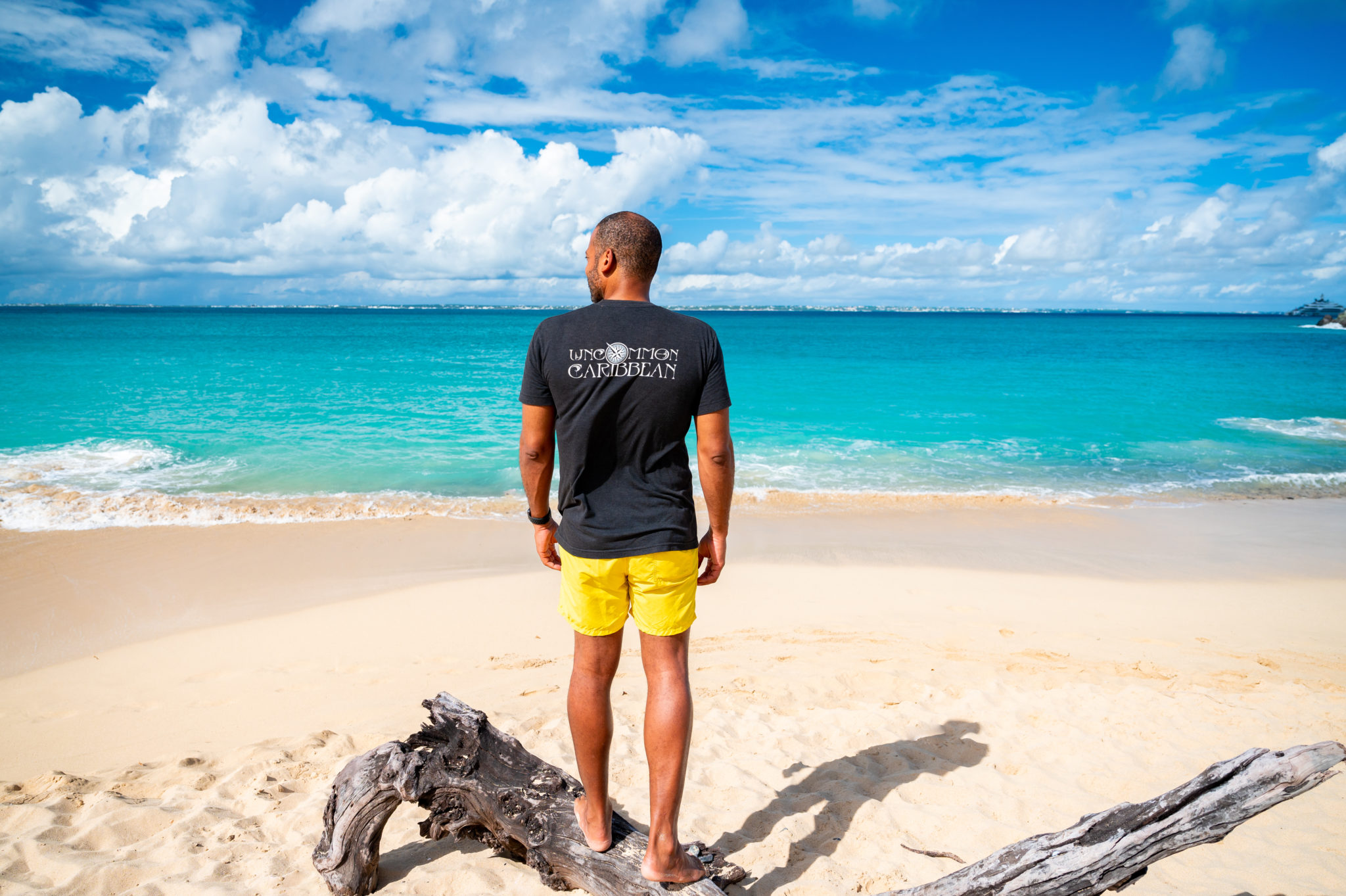 Happy Bay Beach St. Martin/St. Maarten